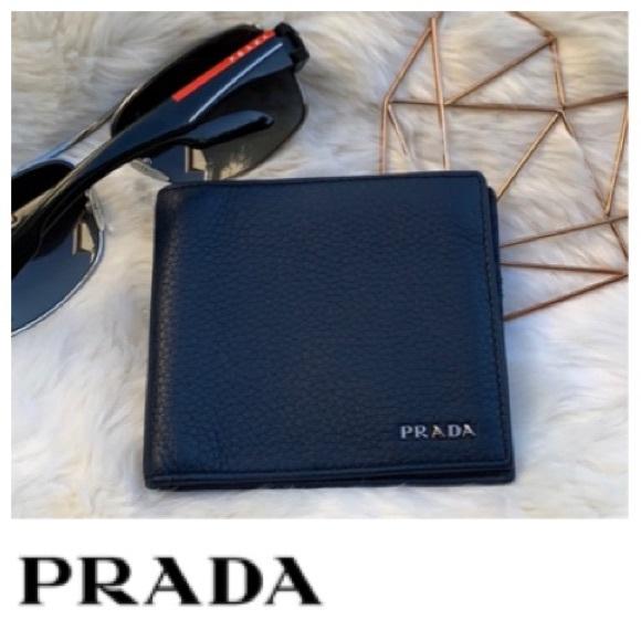 Prada Other - PRADA Vitello Bifold Wallet